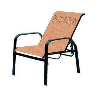 Chair Slings Brown Jordan