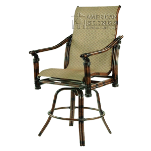 Coco Isle Counter Stool Sling