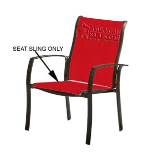 Replacement slings for Chair swivel seat sling only