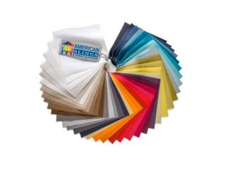 free slings fabric sample